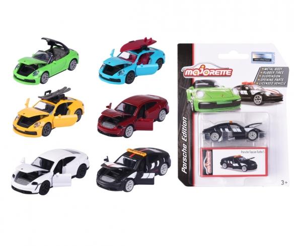 Deluxe Porsche 911 Carrera S + Sammelbox - Lieferung: 1 Stück