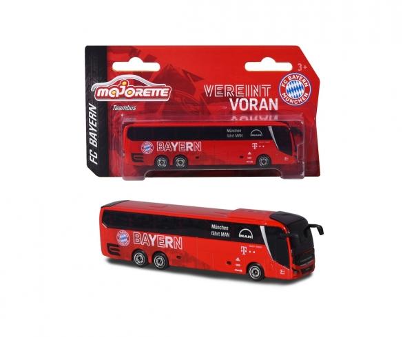 FC Bayern München - Mannschaftsbus MAN Lion's Coach L Supreme