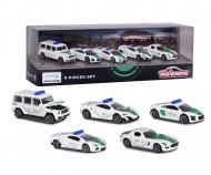 Dubai Police 5 Pieces Giftpack