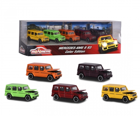 Mercedes-AMG G63 5 Pieces Giftpack