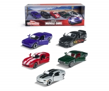 Muscle Cars 5 Pieces Giftpack