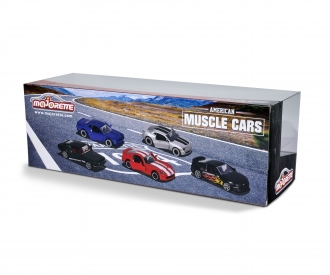 MAJO MUSCLE CARS GIFTBOX