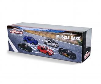 Muscle Cars 5er Geschenkset