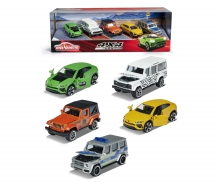 SUV 5 Pieces Giftpack