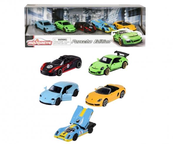 Porsche 5 Pieces Giftpack