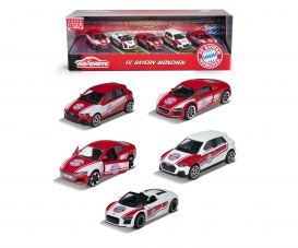 FC Bayern Munich 5 pieces Giftpack incl. sticker sheet