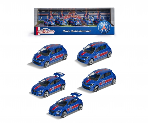 PSG 5 Pieces Giftpack
