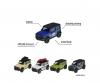 Suzuki Jimny 5 Pieces Giftpack