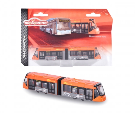 Siemens Avenio Tram orange