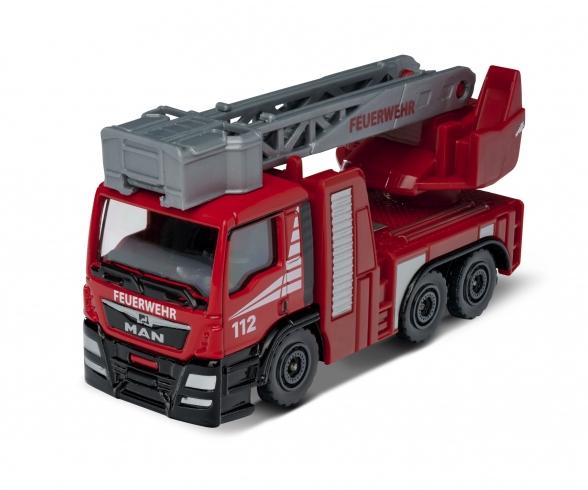 Majorette SOS MAN TGS Feuerwehr