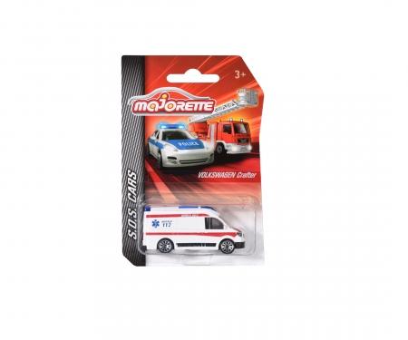 S.O.S. VW Crafter Ambulance