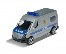 Renault Master Polizei, deutsche Version