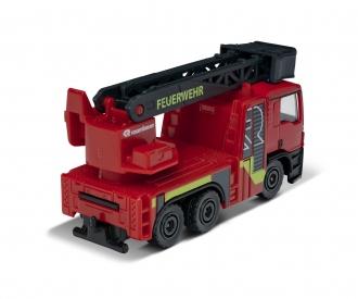 MAN TGS Rosenbauer Feuerwehrauto - Drehleiter
