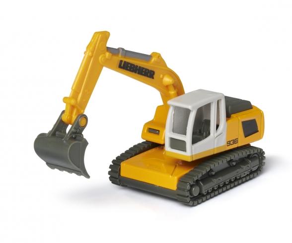 Majorette Construction Liebherr R 936