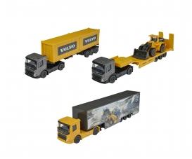 Volvo Transporter 3-sort. | Lieferung 1 Stück - Zufallsauswahl