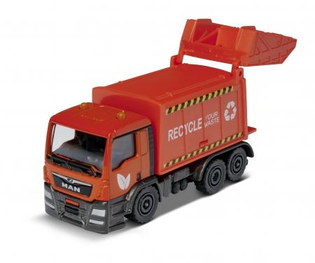 MAN TGS Garbage Truck