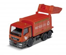 MAN TGS Müllwagen