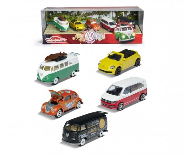 "VW ""THE ORIGINALS"" 5er Geschenkset"