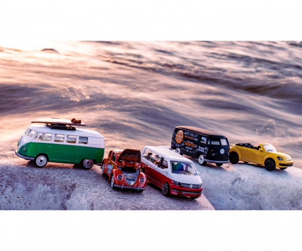 """VW """"THE ORIGINALS"""" 5 Pieces Giftpack"""