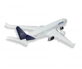 Airbus 350 Lufthansa Airplane