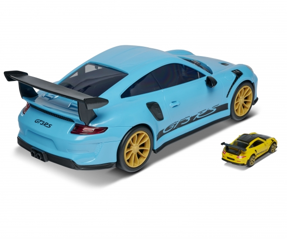 Porsche 911 GT3 RS Carry Case + 1 car