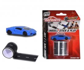 PlayTape + 1 Lamborghini Aventador