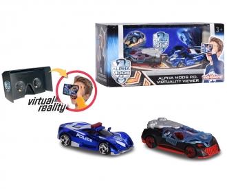 ALPHA MODS P.D. Virtuality Viewer+2 cars