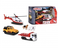 Diorama Mountain Rescue Playset