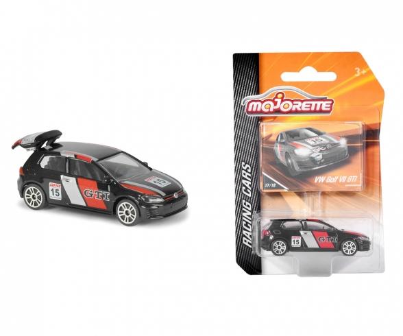 Majorette Racing VW Golf GTI