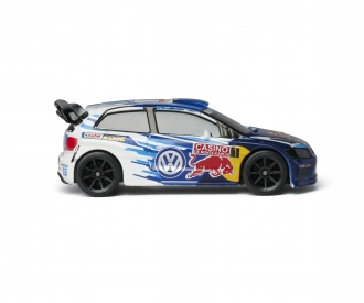 Racing VW Polo WRC Champion
