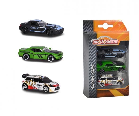Racing 3 Pieces Set, 1-asst. Version 2