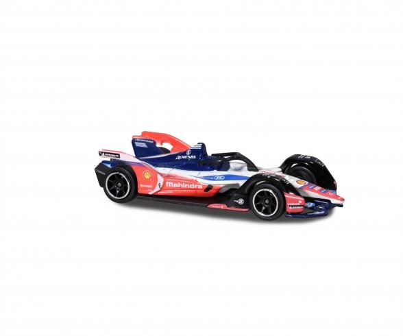 Formula-E Deluxe Gen 2 Car Mahindra + Sammelbox