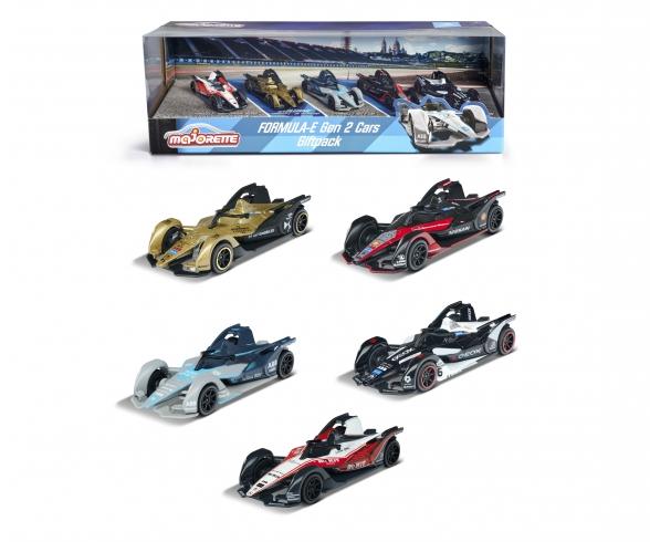 Formula-E 5 Pieces Giftpack