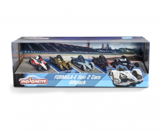 Formula-E 5er Geschenkset