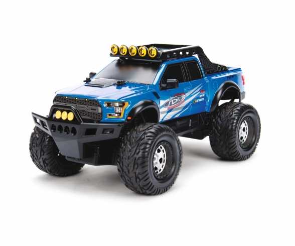 RC 4 x 4 Ford Raptor