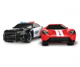 RC Heat Chase Twin Pack