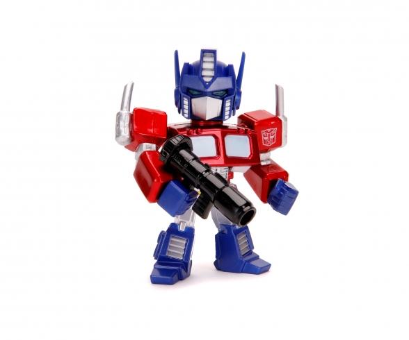 "Transformers 4"" Optimus Prime Metallfigur"