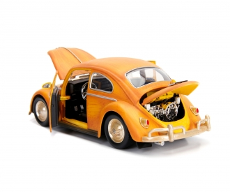 Transformers VW Beetle