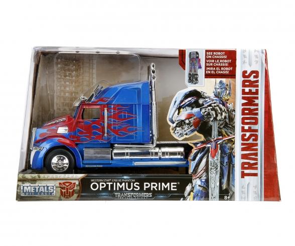 Transformers T5 Western Star 5700 1:24