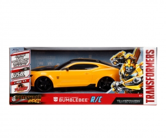Transformers RC 2016 Chevy Camaro