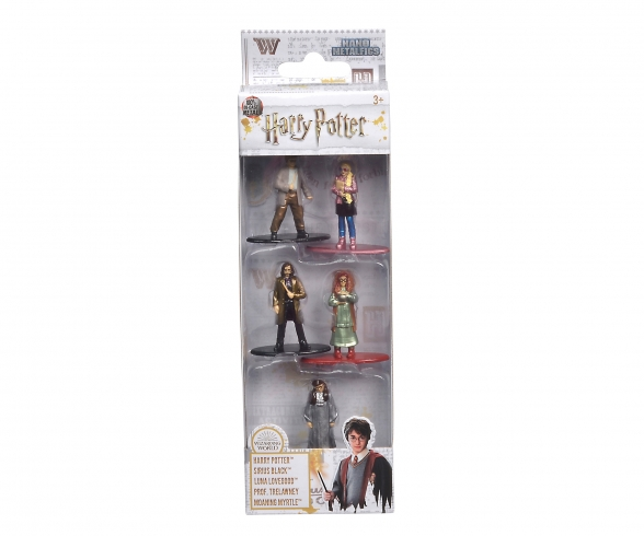 Harry Potter 5-Pack Nanofigures