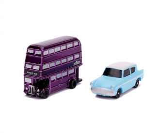 "Harry Potter 1,65"" 2-Pack Nano Cars"