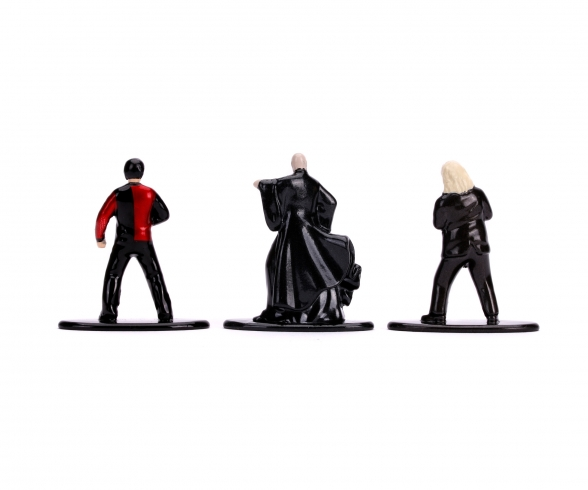 Harry Potter 3 Pack Nanofigures