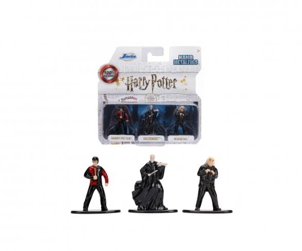 Harry Potter 3 Pack Nanofiguren