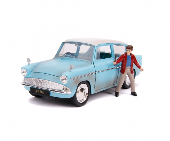Harry Potter 1967 Ford Anglia