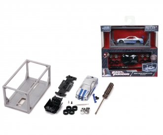 F&F Build+Collect 2002 Nissan 1:55
