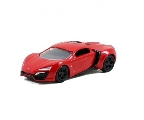 F&F Build+Collect Lykan Hypersport 1:55