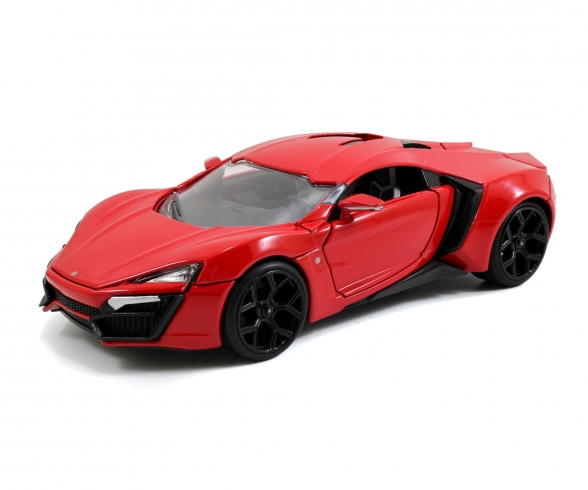 Fast & Furious Lykan Hypersport 1:24