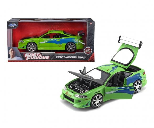 Fast & Furious 1995 Mitsubishi Eclipse 1:24