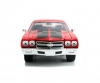 Fast&Furious 1970 Chevy Chevelle SS rot 1:24